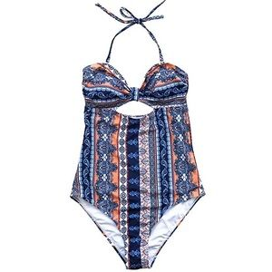 NWT Cupshe printed one piece swimsuit